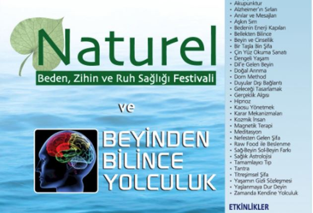 NATUREL Festivali'nde Workshop